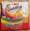 Goldfish couleurs cheddar - Product