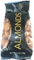 Natural raw almonds - Product