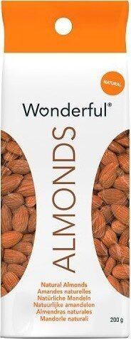 Almonds Natural - Prodotto - es