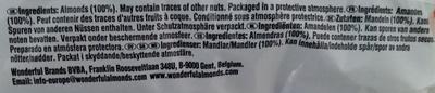 Almonds Natural - Ingredienti