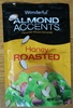 Honey roasted sliced almonds - Product