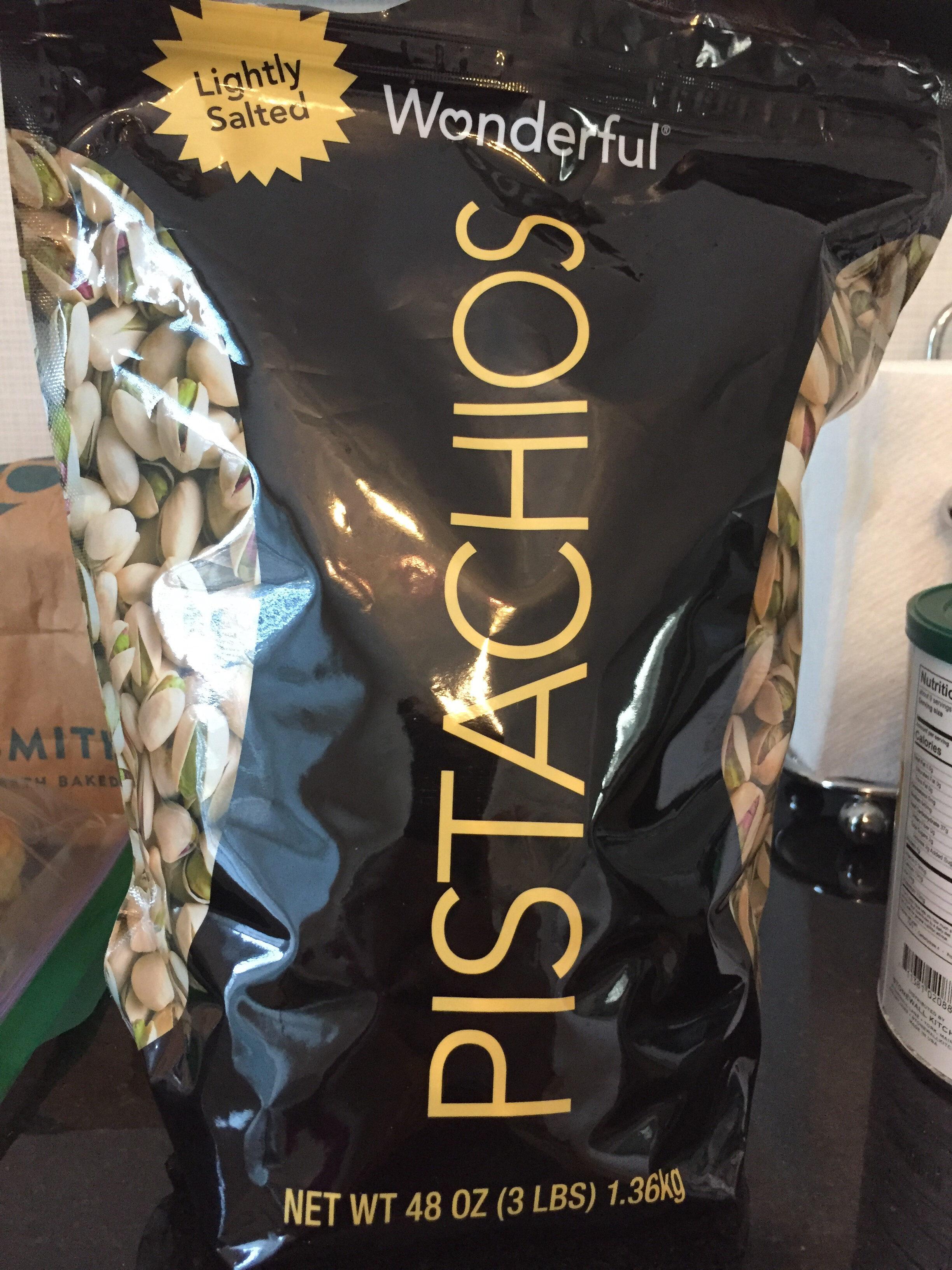 Pistachios - Product - en