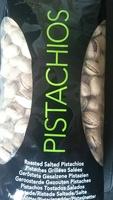 Pistachios (grillées salées) - Product - fr