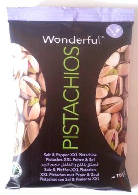 Pistaches XXL Poivre & Sel - Product