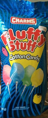 Fluffy Stuff Barbe à Papa (big) - Produit - fr