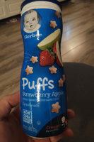 puff strawberry apple - Sản phẩm - en