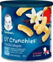 Lil crunchies - Produit - en