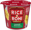 Rice a roni cheddar broccoli rice cup - Product