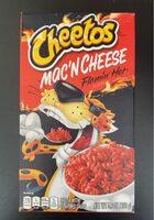 Cheetos Mac'N Cheese - Produit - en