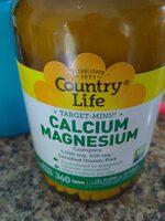 calcium magnesium complex - Product - en