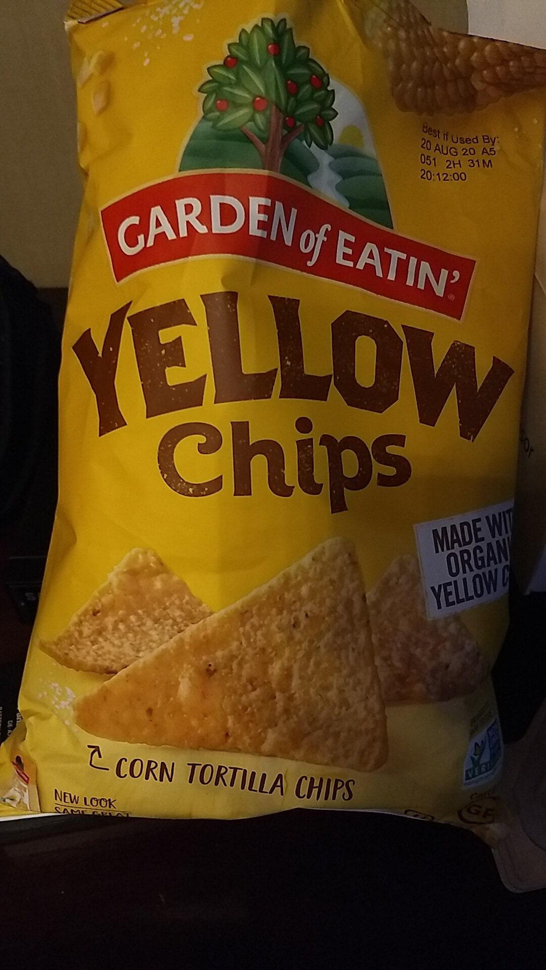 Yellow Chips - Produit - en