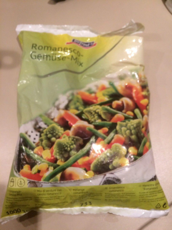 Romanesco gemuse mix - Product
