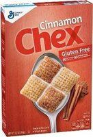 Chex Cinnamon gluten fre - Product - en