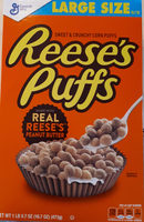 Reese's puffs - Product