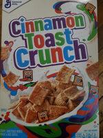Cinnamon Toast Crunch Cereal - Product - en