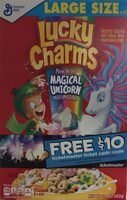 Lucky Charms - Producto - en