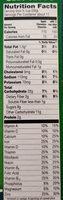 Apple Cinnamon Cheerios - Nutrition facts