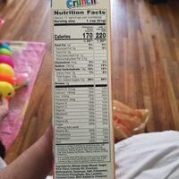 Cinnamon Toast Crunch Cereal - Información nutricional - es