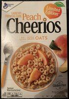 Peach Cheerios Cereal - Produit - en