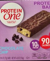 Protein bars chocolate chip - Product