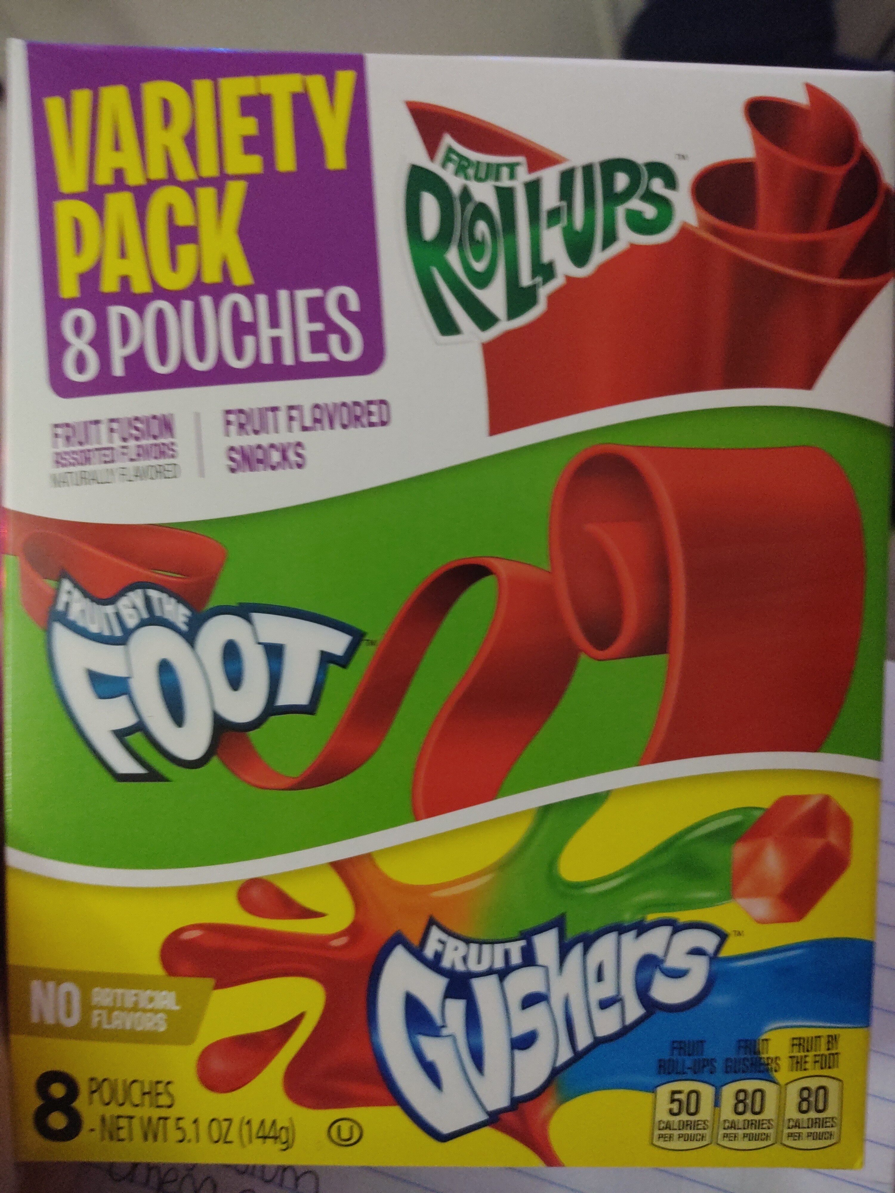 fruit rollup variety pack - Product - en