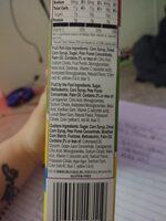fruit rollup variety pack - Ingredients - en