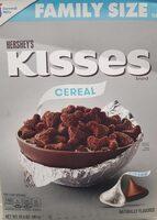 Hershey's kisses breakfast cereal - Prodotto - en
