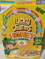 Lucky Charms Honey Clovers - Product - en