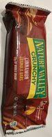 Crunchy Cinnamon Granola Bar - Product - en