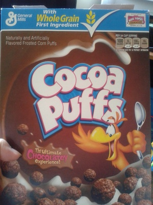 Coco Puffs - Product