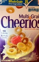 Multi-grain cereal - Product - en