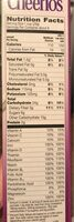 Multi-grain cereal - Nutrition facts - en