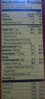 Gmills hny nut cheerios sweetened whl grn oat cereal - Nutrition facts - en