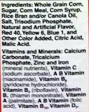 Trisodium Phosphate In Foods List