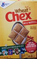 Wheat Chex Cereal - Product - en