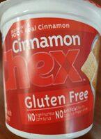 Cinnamon Chex Cereal - Product - en