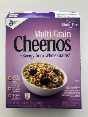Multi Grain Cheerios - Product - en