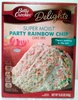 Party Rainbow Chip cake mix - Produit