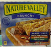 Nature Valley Crunchy Granola Bars Variety Pack - 6 CT - Produit