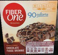 Fiber One 90 Calorie Chocolate Fudge Brownies - 6 CT - Producto - es