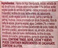 Fiber One 90 Calorie Chocolate Fudge Brownies - 6 CT - Ingredientes - es