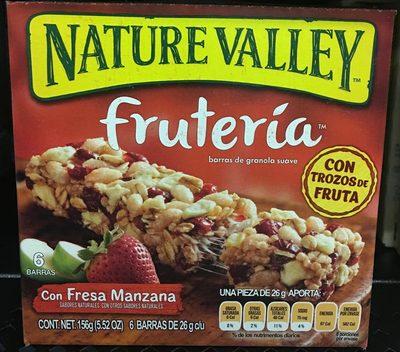 Fruteria con fresa manzana - Product