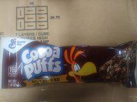 Cocoa Puffs Cereal Bar - Prodotto - en