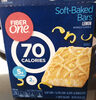 Fiber One 90 Calorie Lemon Bar - 6 CT - Product