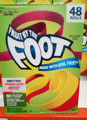Fruit by the Foot - Product