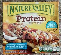Chewy granola bar - Producto - en