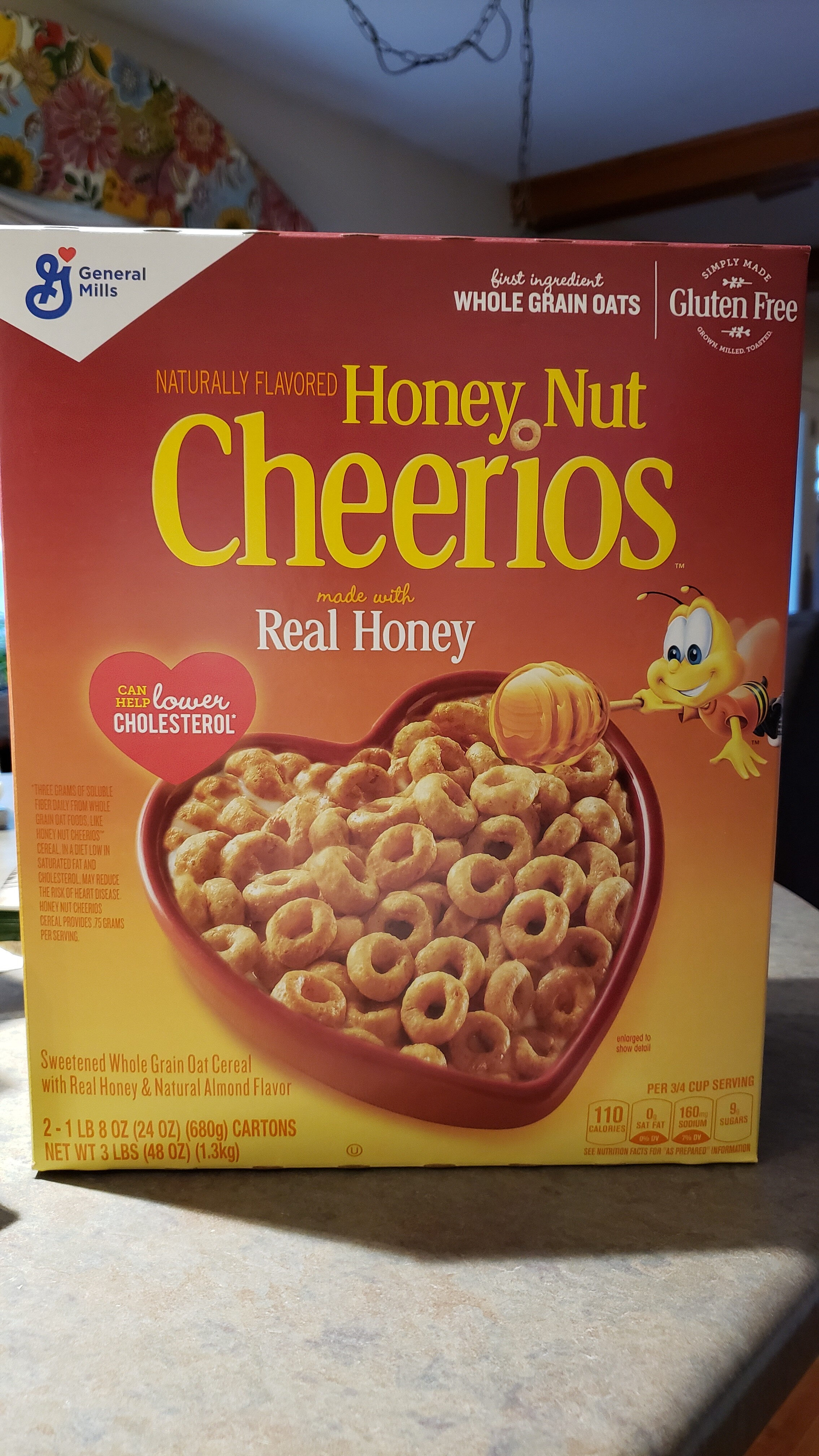 Honey Nut Cheerios - Product