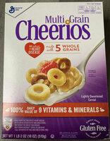 Multi grain cereal - Product - en