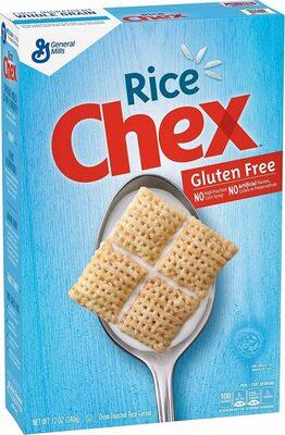 General mills rice gluten free - Product - en