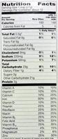 General mills rice gluten free - Nutrition facts - en